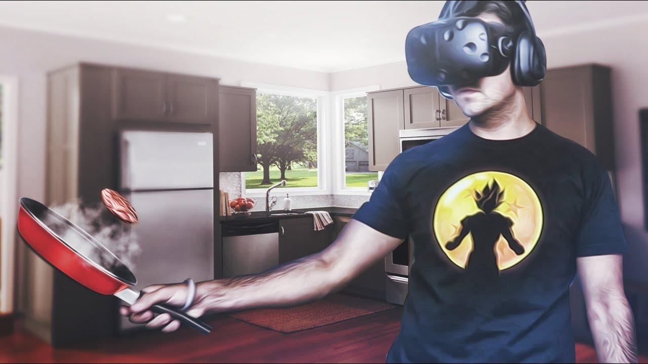 Como Aprender A Cocinar Job Simulator Htc Vive