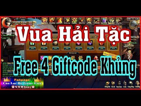《WebGame Lậu》Vua Hải Tặc – Free VIP10 + 10 Triệu KNB + 4 Giftcode Khủng – Full Việt Hóa #281
