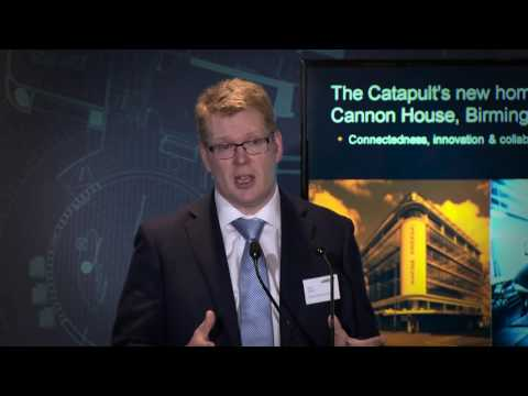 Delivering the Energy Systems Catapult Vision