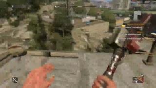 Dying light #7: how to get korek machete