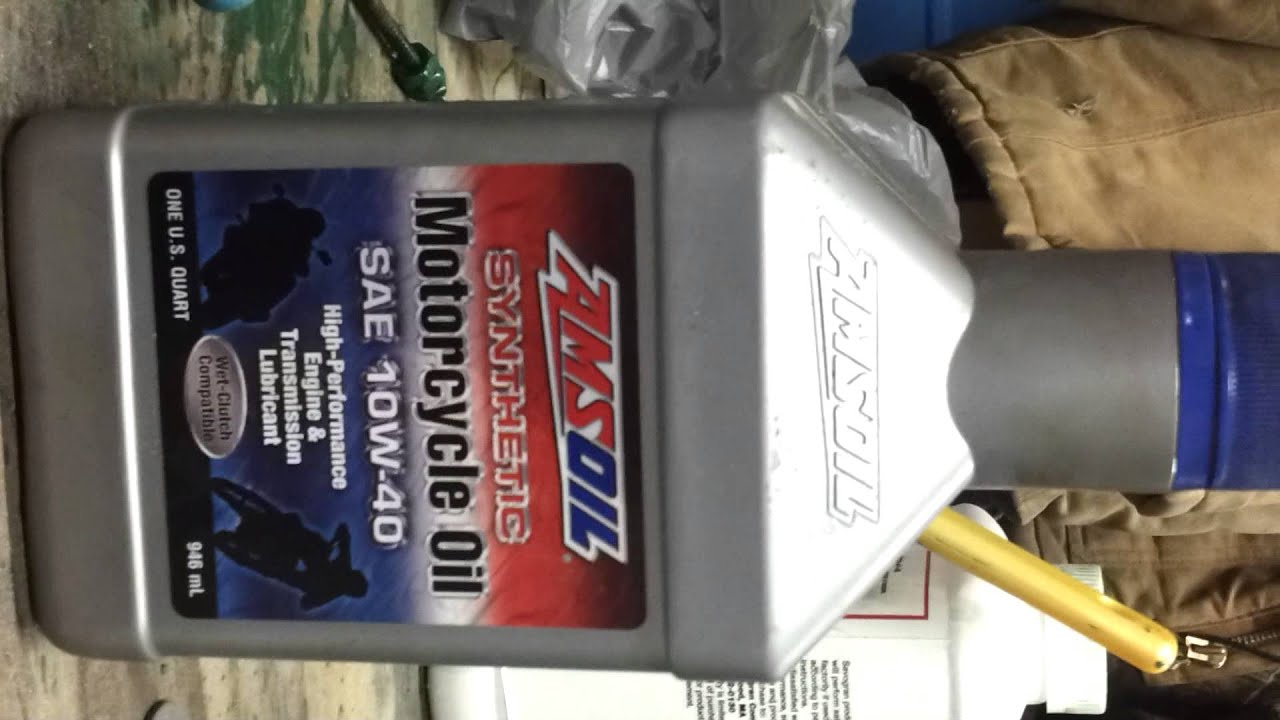 What 39 s the best motorcycle oil youtube for Who picks up used motor oil