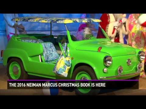 The 2016 Neiman Marcus Christmas Book is Out