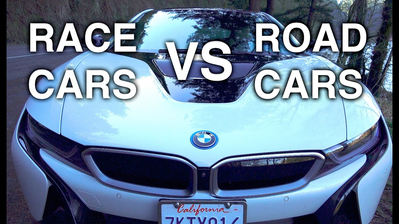 Race Cars Vs Road Cars - Developing For Harsh Environments - YouTube
