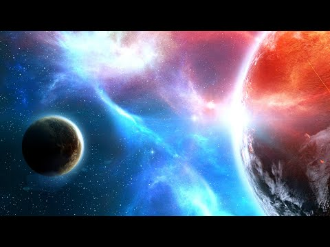 Soothing Space Ambient Music | Cosmic Harmony for Stress Relief, Meditation, Yoga, Healing