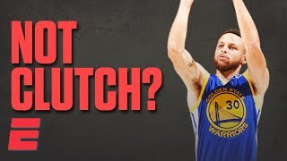 Steph Curry's history of falling short in clutch playoff moments | NBA on ESPN