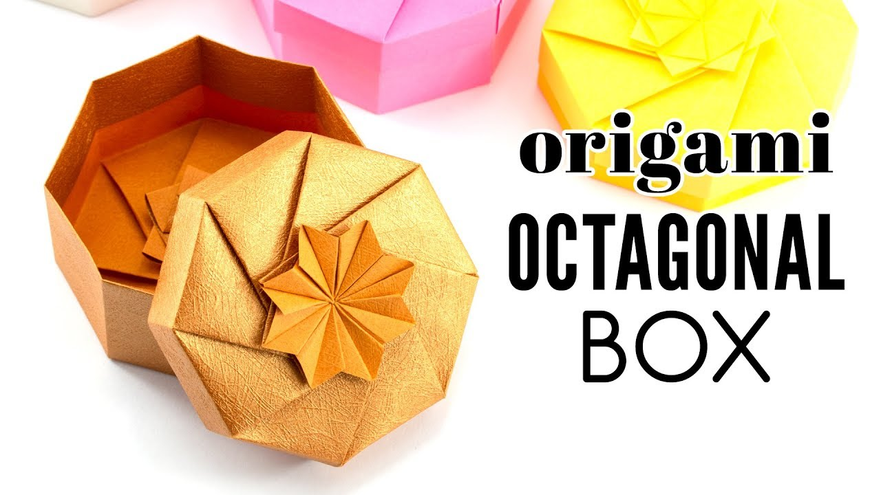 Origami Box | How to make a Paper Box - YouTube | 720x1280