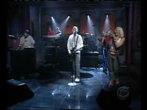 Moby ft Gwen Stefani South Side Letterman 6 11 2000