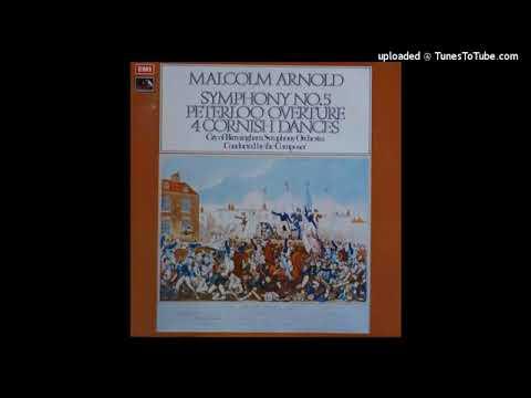 Malcolm Arnold : Symphony No. 5 Op. 74 (1961)