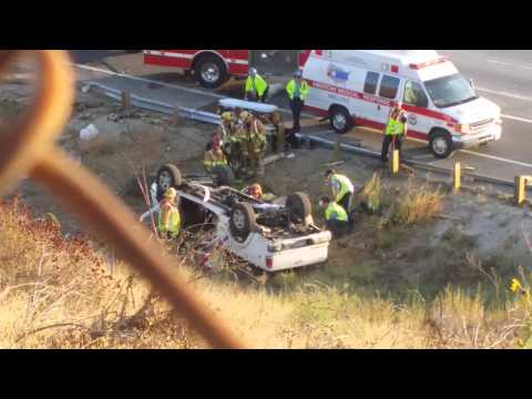 Fatal accident in redlands 10 fwy.