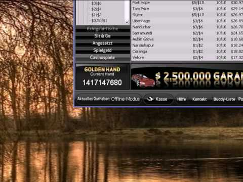 Kostenlose Pokerschule - Poker lernen mit der Hand der Woche 137 | PokerStars.de von YouTube · Dauer:  5 Minuten 50 Sekunden  · 1000+ Aufrufe · hochgeladen am 19/07/2017 · hochgeladen von PokerStars DE