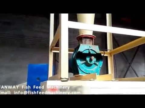 Excellent Quality fish feed floating machine 250-350kg/h
