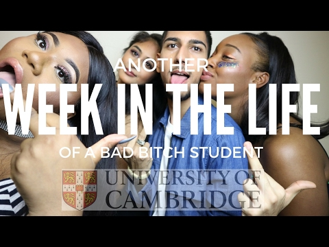 ANOTHER Week In The Life Of A BAD BITCH CAMBRIDGE STUDENT