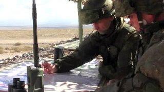 В Киргизии начинаются военные учения стран ШОС