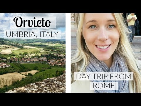 TRAVEL DIARY: ORVIETO, UMBRIA, ITALY