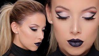 Vampy Fall Makeup | LustreLux