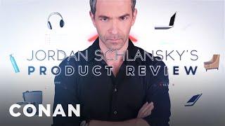 Jordan Schlansky's Product Review: Preparation H Wipes  - CONAN on TBS