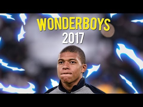 Best Wonderboys in Football ● Young Talents 2017
