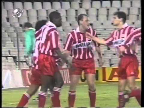 1993-04-25 Valencia CF-PSV 5-6