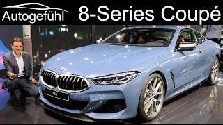 BMW 8-Series Coupé REVIEW Exterior Interior all-new 8Series 8er - Autogefühl
