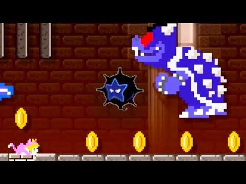 Dark Bowser In Mario Maker [Super Mario Maker]