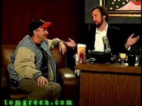 Tom Green & Norm MacDonald talk to Erica - YouTube