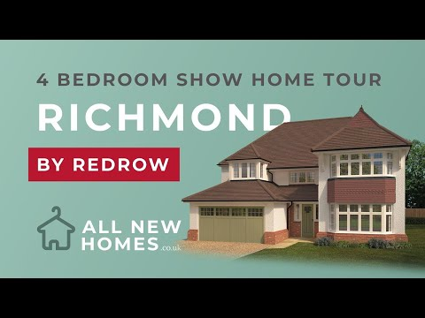 redrow-richmond-4-bedroom-show-home-tour-(4k)-all-new-homes