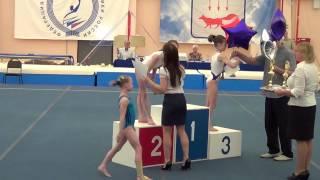 Чебан Ксения - Саранск 2014