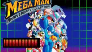Mega Man Anniversary Collection (PS2 Gameplay)