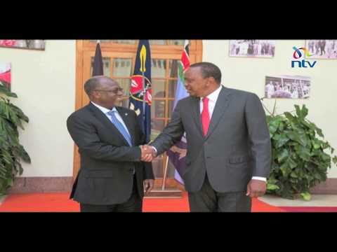 Officials from Kenya and Tanzania meet to iron out trade differences