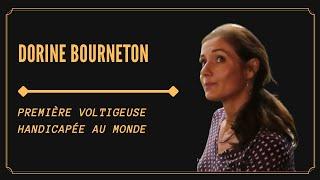 ELLE EST LA 1ÈRE FEMME VOLTIGEUSE HANDICAPÉE AU MONDE! (Dorine Bourneton)