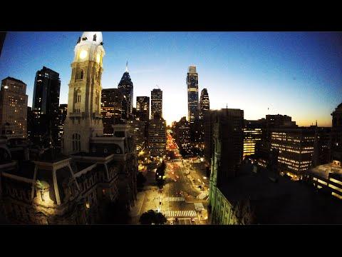 Philadelphia (City of Brotherly Love) Time-Lapse