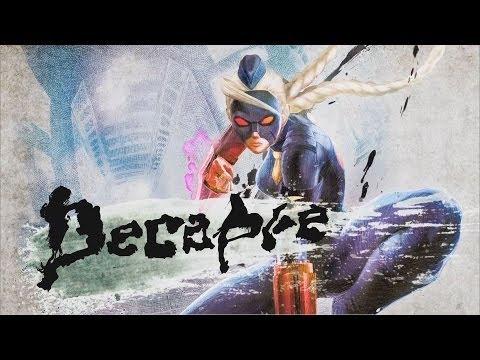Decapre Unveiled - Ultra Street Fighter IV Trailer