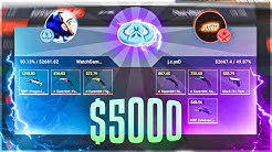 INSANE $5000 COINFLIP!