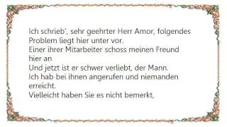 Laing - Herr Amor Lyrics