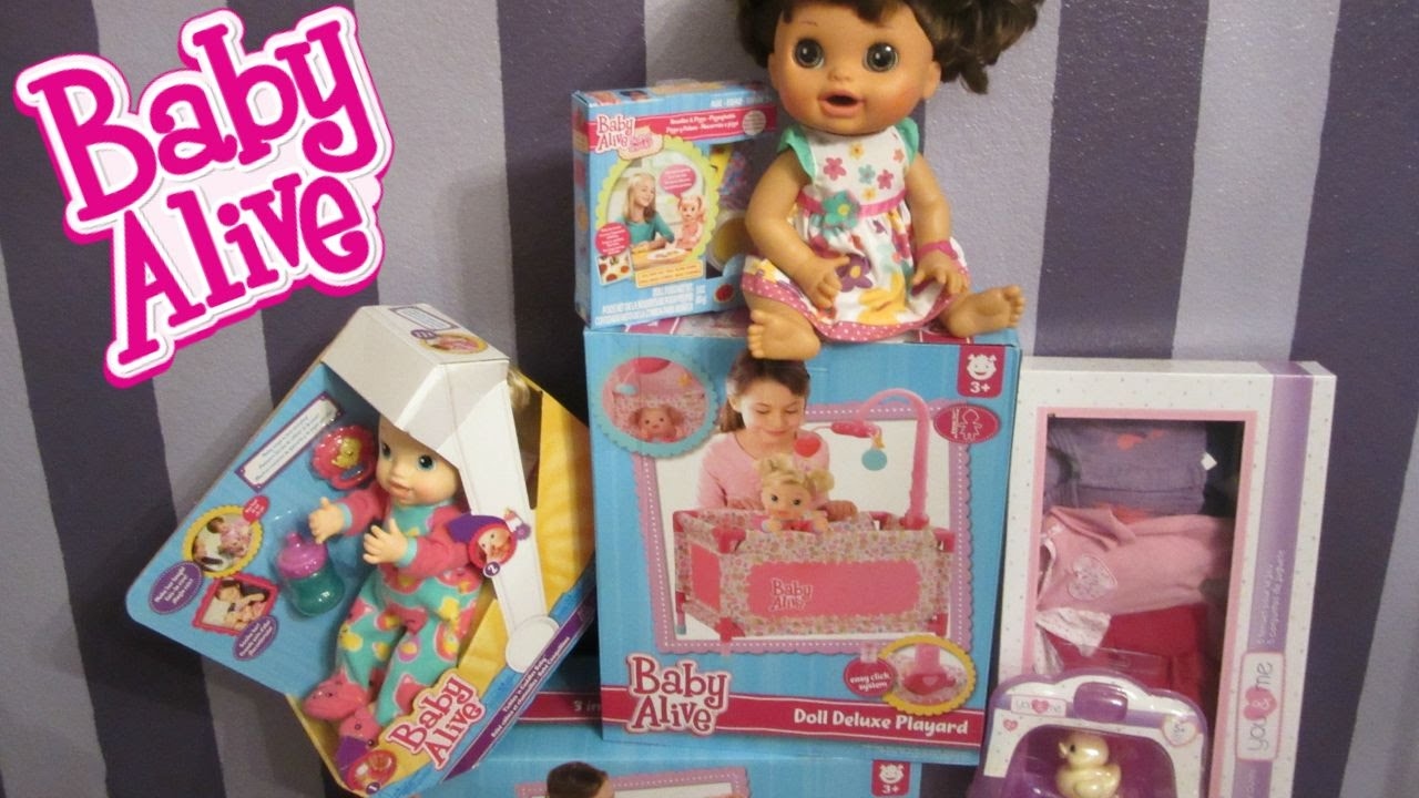 Baby alive haul from toys r us youtube - Maisonnette toys r us ...
