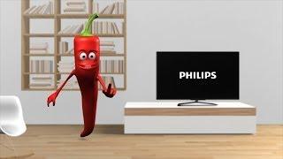 Philips -- Videoanleitung Sendersuchlauf