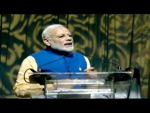 PM Narendra Modi's Speech at Indian Community Event in Israel