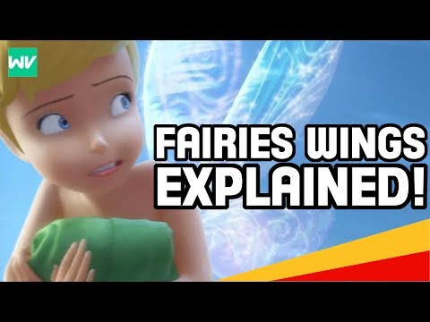 Disney Theory: Why Does Tinker Bell Need Wings If She Has Pixie Dust?