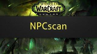 NPCscan (WoW world addon)