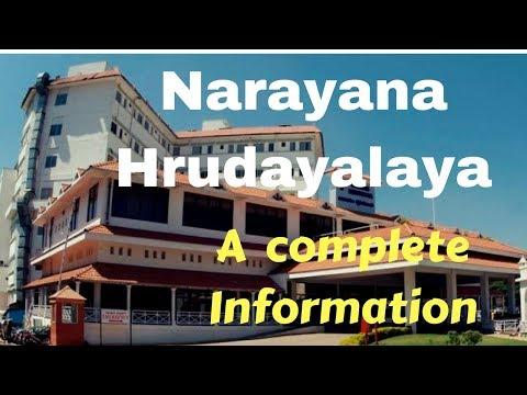 Narayana Hrudayalaya HEART HOSPITAL, Bangalore - Devi Shetty