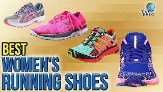 10 Best Women's Running Shoes 2017