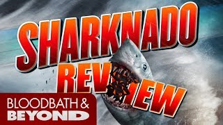 Sharknado (2013) - Horror Movie Review