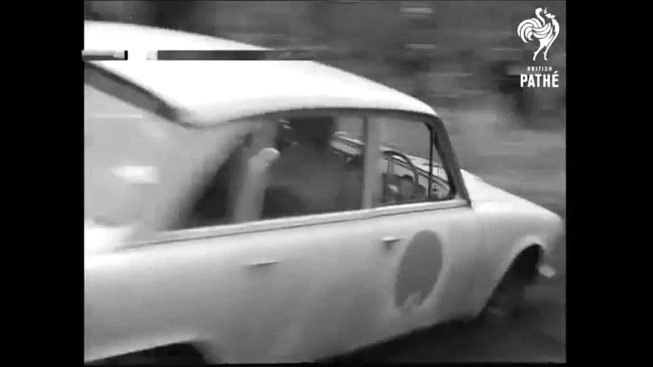 RAC RALLY 1966