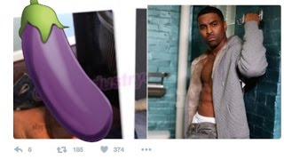 twitter goes crazy over ginuwine s leaked n des ginuwine finally responds