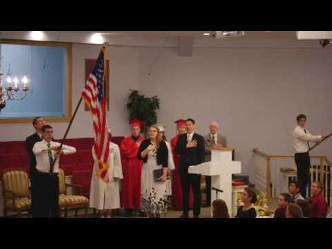 2016 Emmaus Baptist Academy Graduation Ceremony