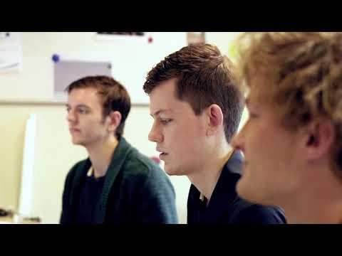 The TU Delft Solar Boat Team Design Presentation video.