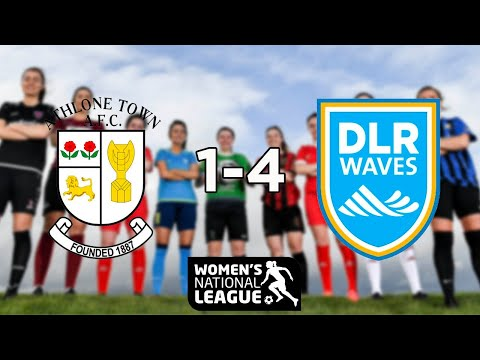 WNL GOALS GW8: Athlone Town 1-4 DLR Waves