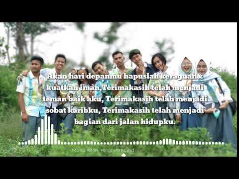Lirik Lagu Masa Sma Angel 9 Band Perpisahan Sekolah Smk - Avee Player