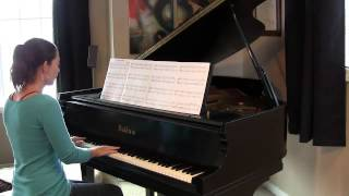 What Child is This ~ Piano Solo by Jennifer Eklund (+Sheet Music)