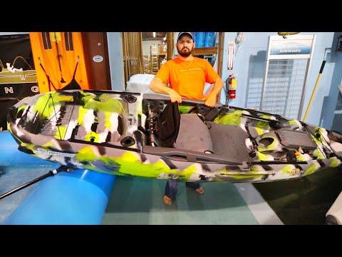Incredible VALUE! 3 Waters Kayaks Big Fish 105